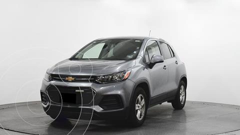 Chevrolet Trax LS usado (2020) color Gris precio $312,700