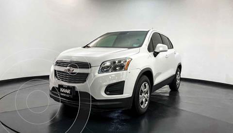 Chevrolet Trax LS usado (2015) color Blanco precio $187,999
