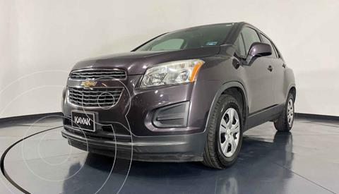 Chevrolet Trax LS usado (2015) color Violeta precio $184,999