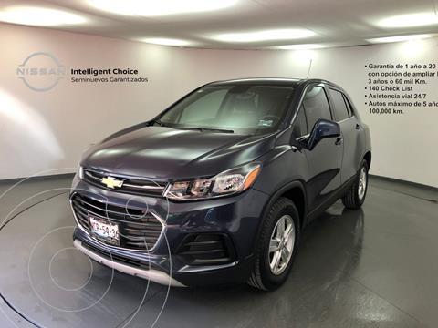 Chevrolet Trax LT Aut usado (2018) color Gris Oscuro precio $275,000