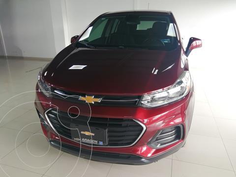 Chevrolet Trax LS usado (2017) color Rojo Cobrizo precio $238,000