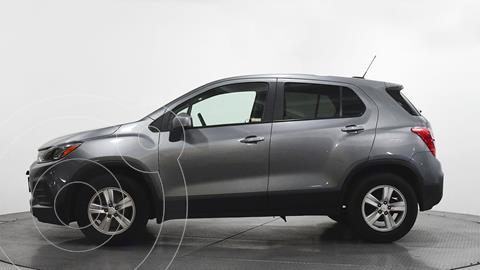 Chevrolet Trax LS usado (2020) color Gris Oscuro precio $312,700