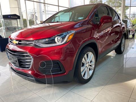 Chevrolet Trax Premier Aut usado (2019) color Rojo precio $320,000