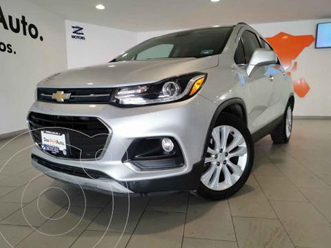 Chevrolet Trax LT usado (2019) color Plata precio $350,000