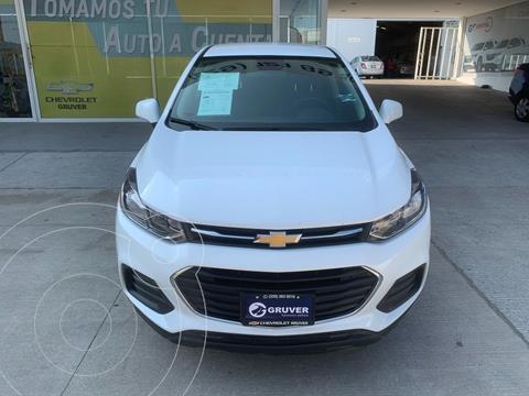 Chevrolet Trax LS usado (2019) color Blanco precio $265,000