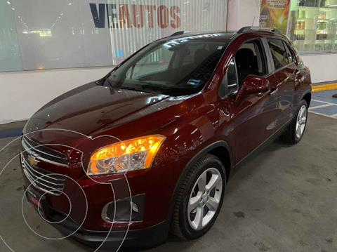 Chevrolet Trax LTZ Turbo usado (2016) color Rojo precio $223,000
