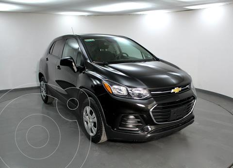 Chevrolet Trax LS usado (2018) color Negro precio $219,900