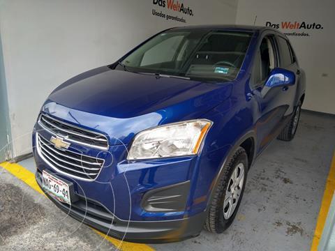 Chevrolet Trax PAQ A usado (2016) precio $195,000