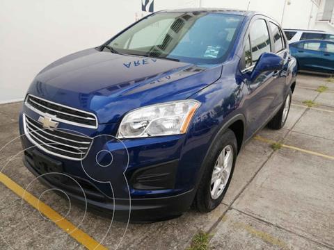 Chevrolet Trax LT Aut usado (2016) color Azul precio $210,000