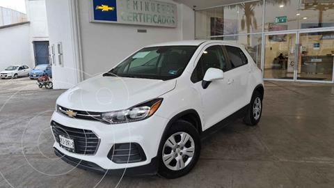 Chevrolet Trax LS usado (2017) color Blanco precio $215,000