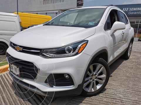 Chevrolet Trax Premier Aut usado (2019) color Blanco Galaxia precio $345,000