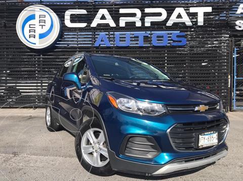 Chevrolet Trax LT Aut usado (2019) color Azul precio $289,000
