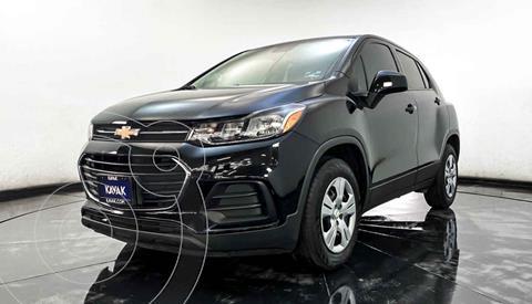 Chevrolet Trax LS usado (2018) color Negro precio $229,999