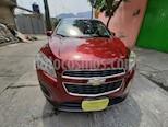 Chevrolet Trax LT usado (2014) color Rojo precio $158,000