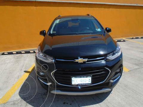 Chevrolet Trax Premier Aut usado (2018) color Negro precio $285,000