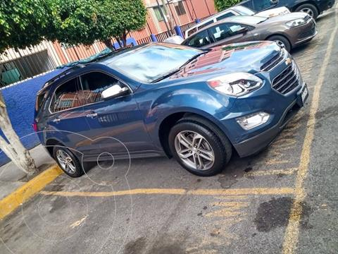 Chevrolet Trax LTZ usado (2016) color Azul precio $223,000