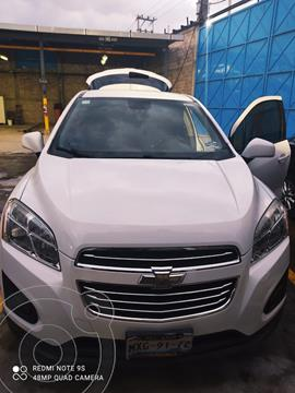 Chevrolet Trax LS usado (2016) color Blanco precio $170,000