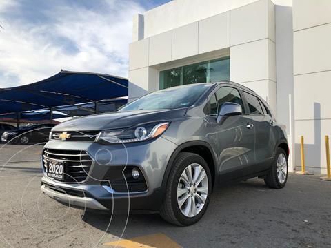 Chevrolet Trax Premier Aut usado (2020) color Gris precio $335,000
