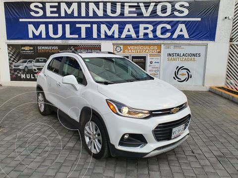 Chevrolet Trax Premier Aut usado (2020) color Blanco precio $349,000
