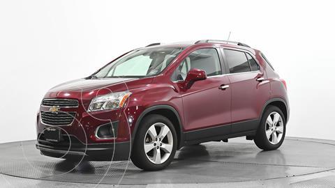 Chevrolet Trax LTZ usado (2014) color Rojo precio $181,866