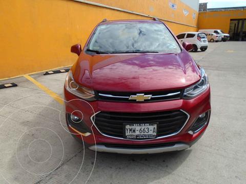 Chevrolet Trax Premier Aut usado (2020) color Rojo precio $305,000
