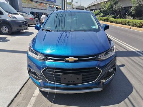 Chevrolet Trax Premier Aut usado (2019) color Azul Acero precio $324,000