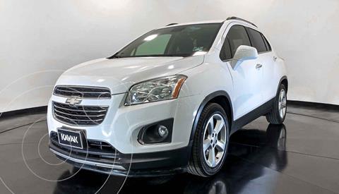 Chevrolet Trax LS usado (2015) color Blanco precio $229,999