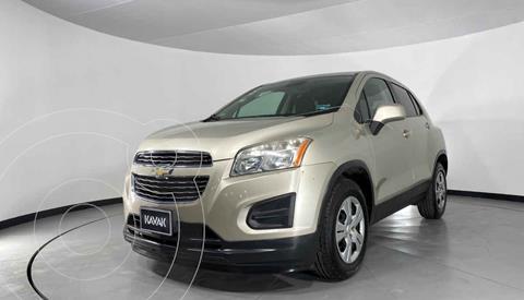 Chevrolet Trax LS usado (2015) color Dorado precio $192,999