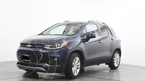 Chevrolet Trax Premier Aut usado (2018) color Azul Acero precio $311,000