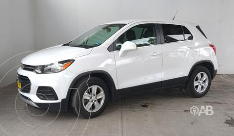 Chevrolet Trax LT Aut usado (2017) color Blanco precio $254,200