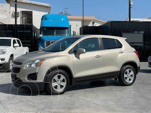 Chevrolet Trax LT usado (2014) color Dorado precio $175,800