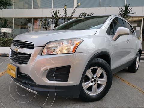 Chevrolet Trax LT Aut usado (2014) color Plata Dorado precio $160,000