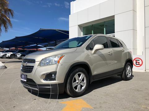 Chevrolet Trax LT Aut usado (2016) color Dorado precio $200,000