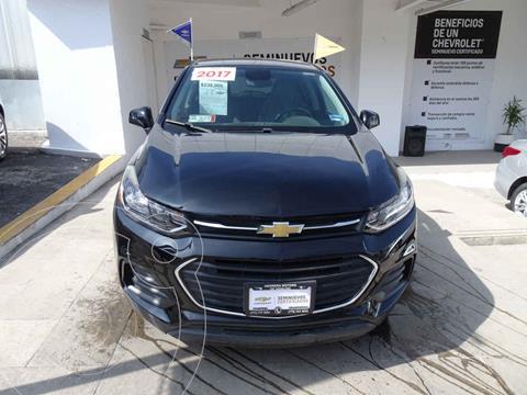 Chevrolet Trax LS usado (2017) color Negro precio $238,000