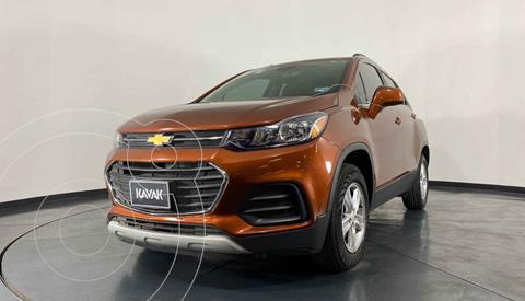 Chevrolet Trax LT usado (2019) color Naranja precio $302,999
