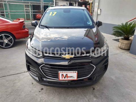 foto Chevrolet Trax LS usado (2017) color Negro precio $199,000