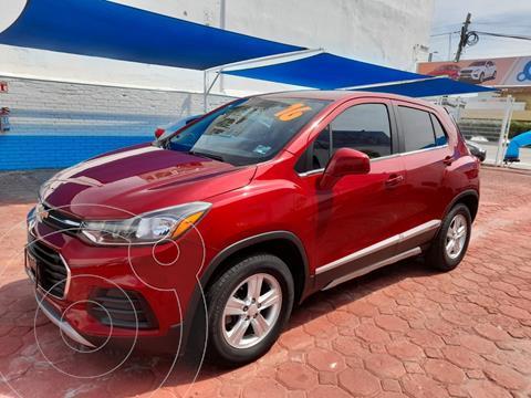 Chevrolet Trax LT Aut usado (2016) color Rojo precio $268,000