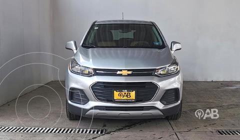 Chevrolet Trax LT Aut usado (2017) color Plata Dorado precio $225,000