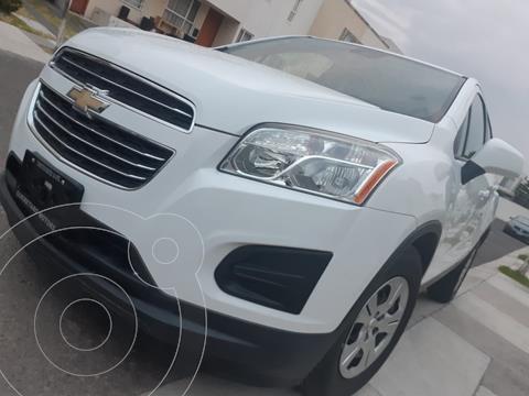 Chevrolet Trax LS usado (2016) color Blanco Galaxia precio $185,000