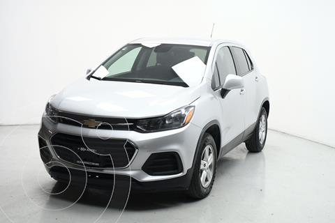 Chevrolet Trax LS usado (2019) color Plata Dorado precio $268,000