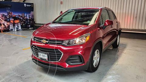 Chevrolet Trax Premier Aut usado (2019) color Rojo precio $285,000