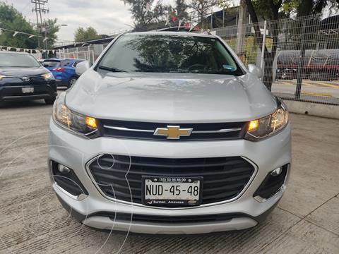 Chevrolet Trax LT Aut usado (2020) color Plata Brillante precio $315,000