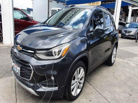 Chevrolet Trax Premier Aut usado (2017) color Gris precio $269,000