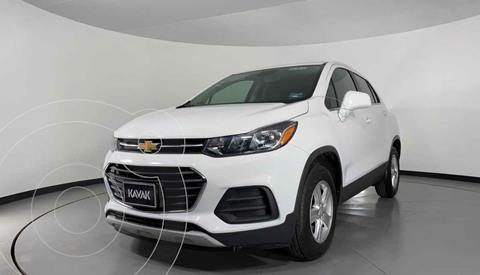 Chevrolet Trax LS usado (2018) color Blanco precio $237,999
