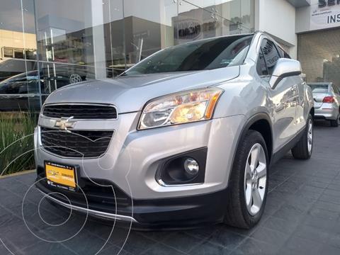Chevrolet Trax LTZ usado (2015) color Plata Dorado precio $209,000