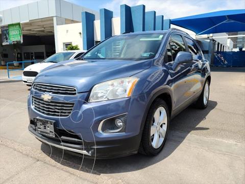 Chevrolet Trax LTZ usado (2013) color Azul Claro precio $170,000