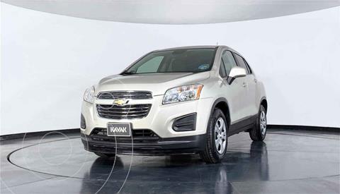 Chevrolet Trax LS usado (2016) color Dorado precio $215,999