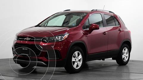 Chevrolet Trax LT Aut usado (2019) color Rojo precio $280,000