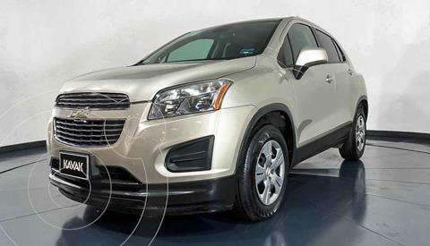 Chevrolet Trax LS usado (2013) color Dorado precio $164,999