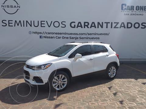 Chevrolet Trax LTZ usado (2018) color Blanco precio $274,000